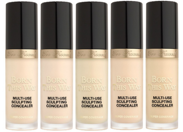 Too Faced Introduces A New Multi Use Foundation Concealer