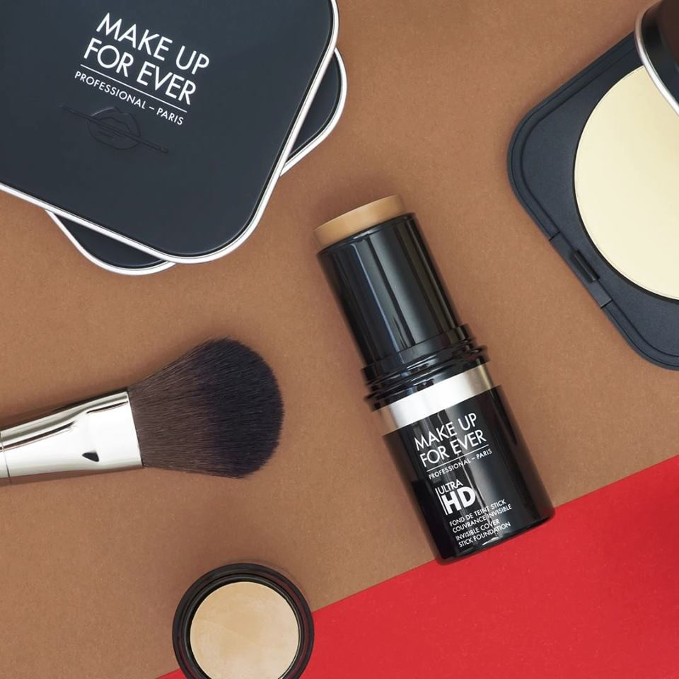 MUFE Professional HD Makeup