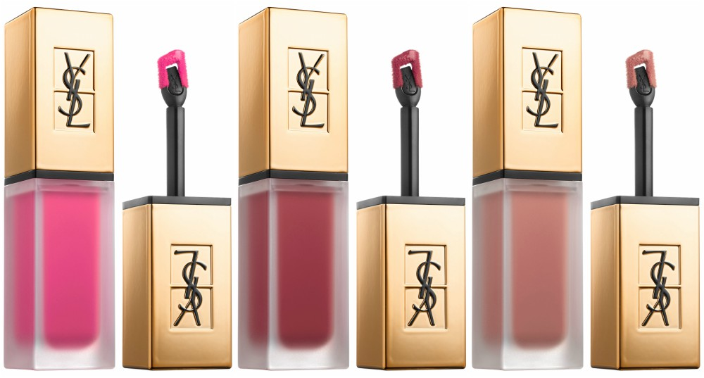 Yves Saint Laurent Tatouage Couture Matte Stain News