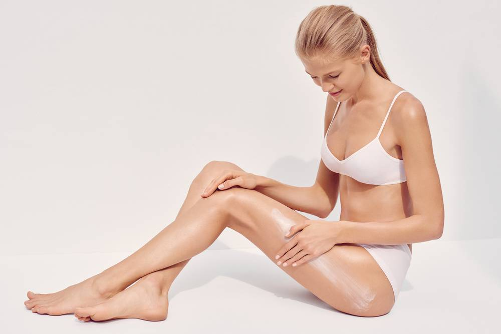 Clarins Body Fit treatment visual