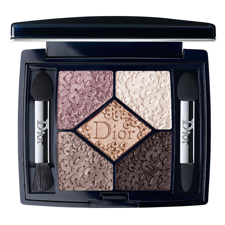 5 COULEURS EYESHADOW PALETTE precious embridoery