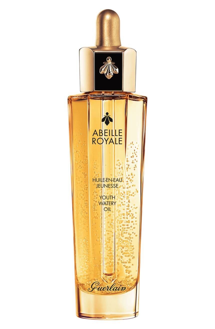 Abeille Royale Youth Watery Oil and Black Bee Honey Balm,  (1)