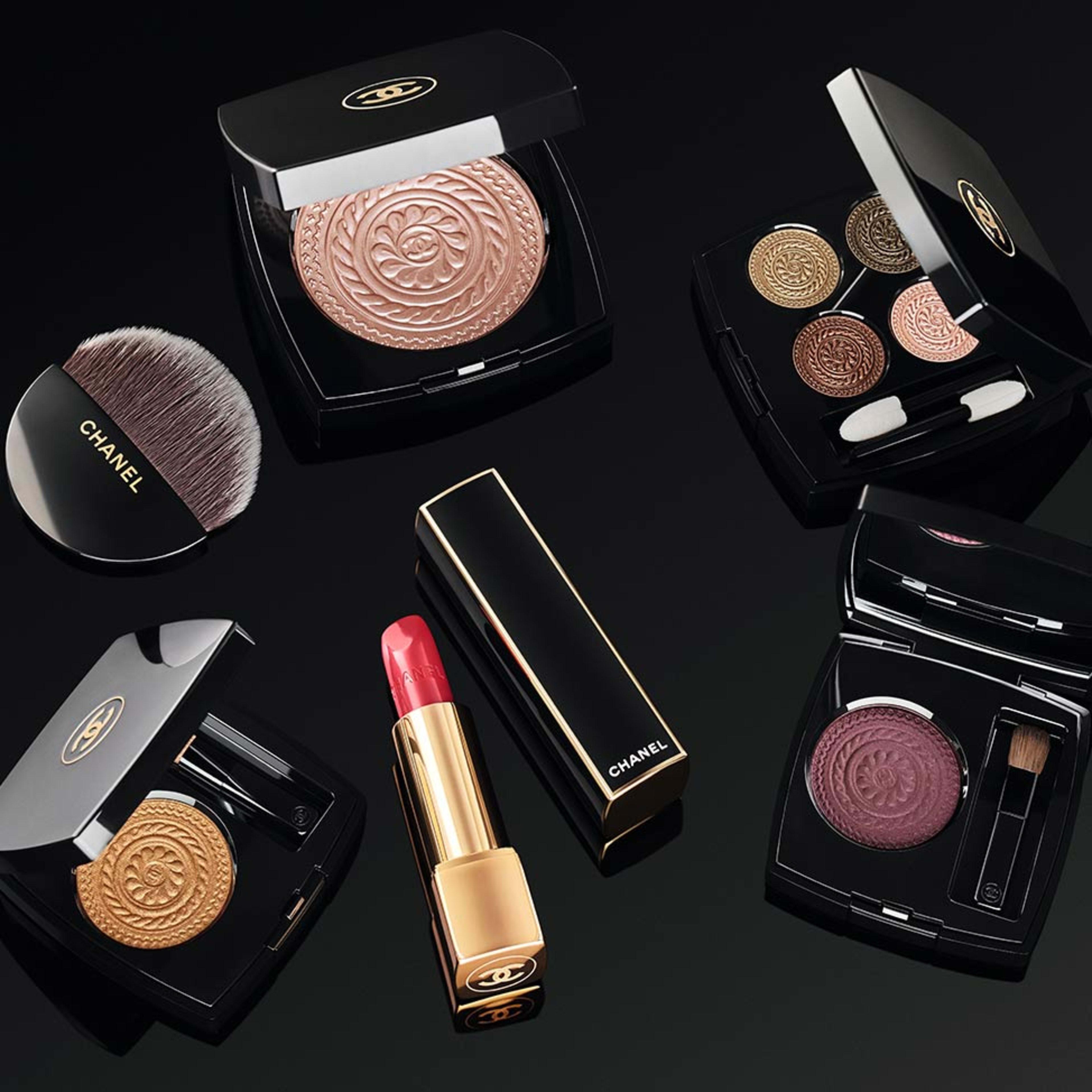 Chanel Holiday Makeup