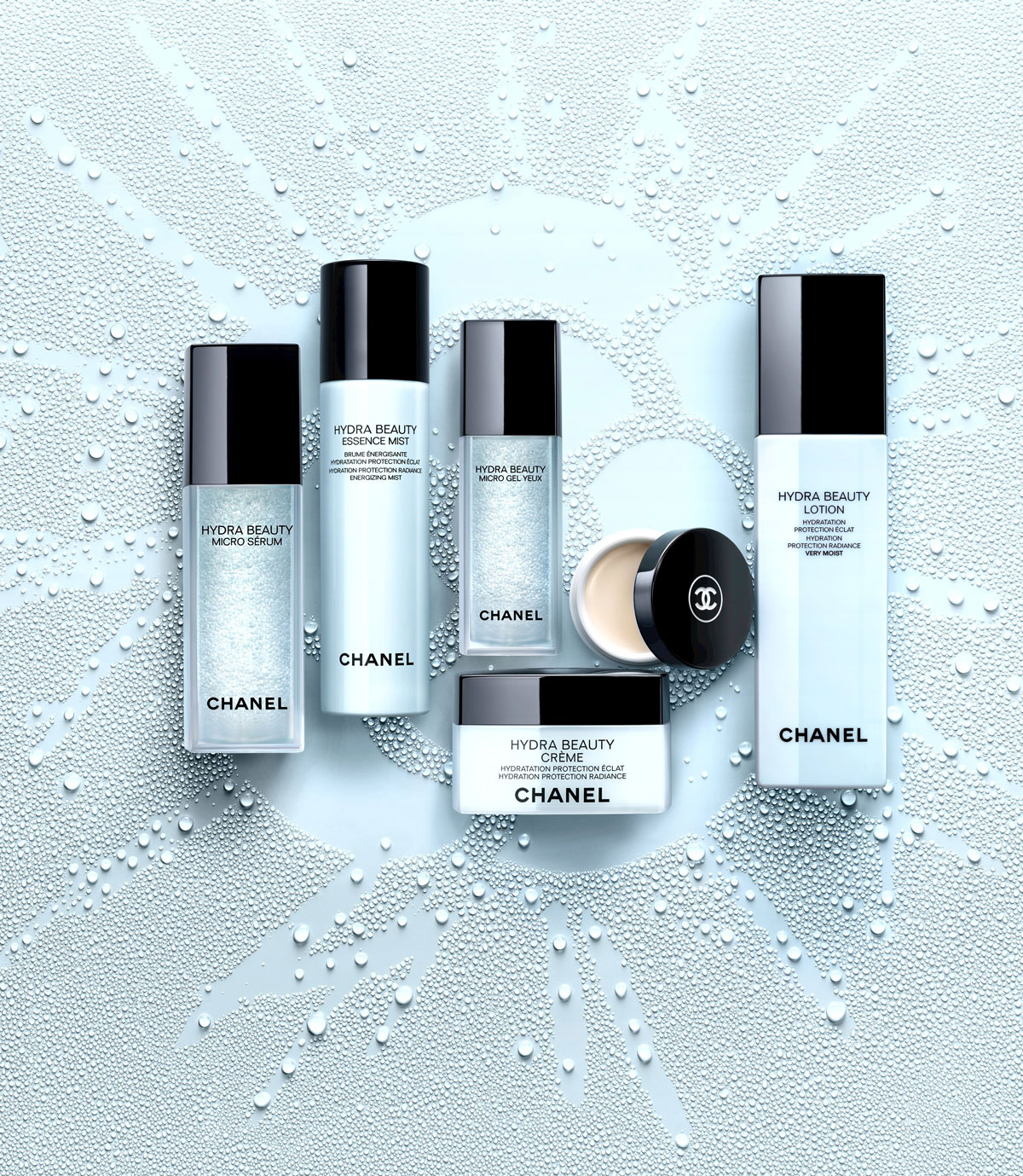 Chanel Extends Hydra Beauty Range | News | BeautyAlmanac