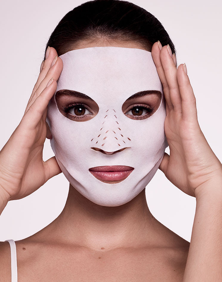 Tilbury Sheet Dry Mask News Launches Charlotte Face Reusable