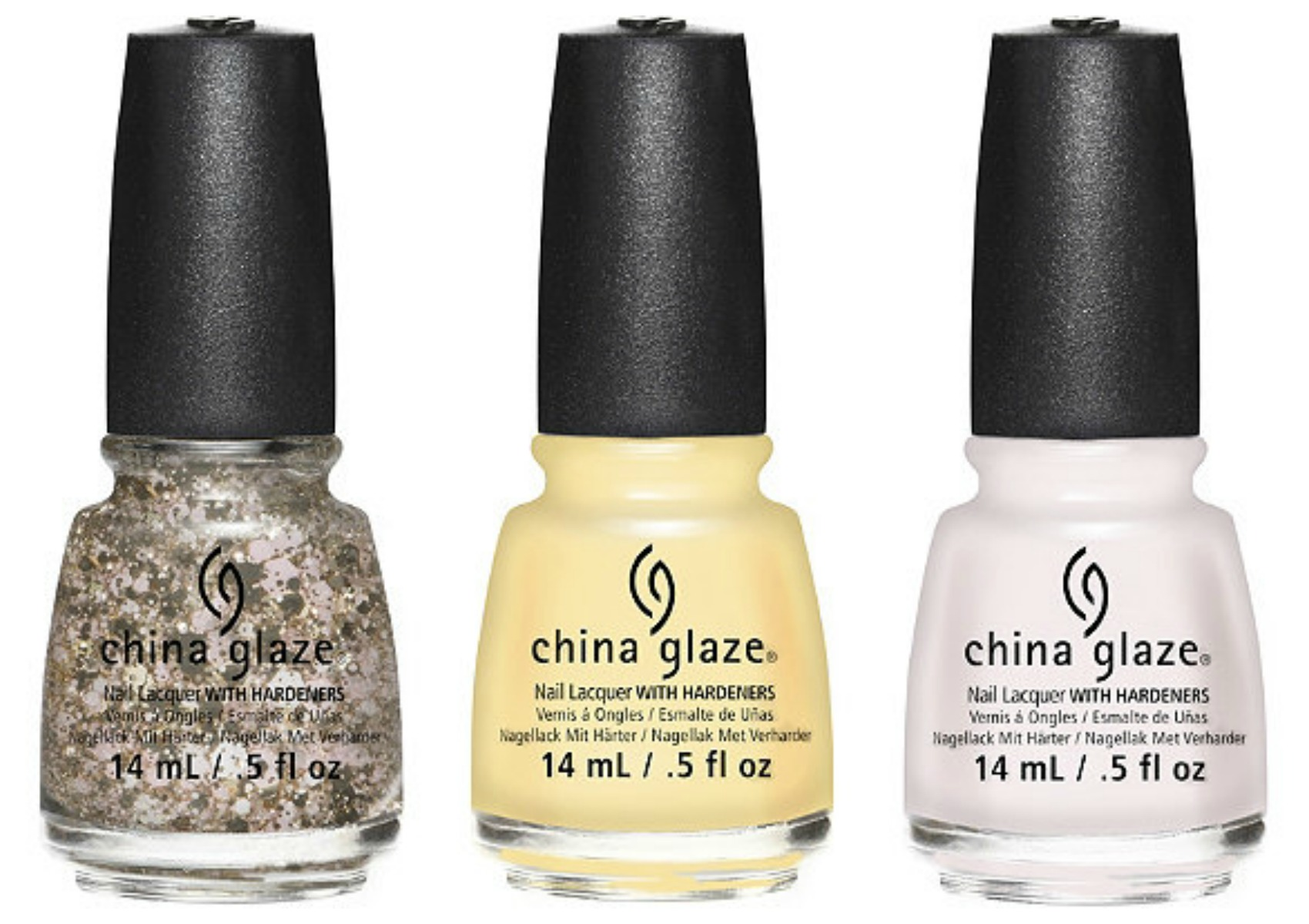 China Glaze House Colour Nail Polish Collection for Spring 2016 ...