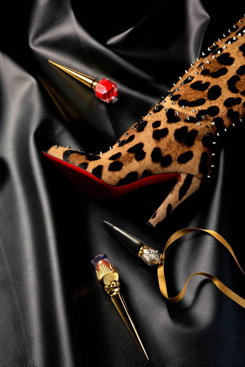 Christian Louboutin Loubi Leopard Collection 4
