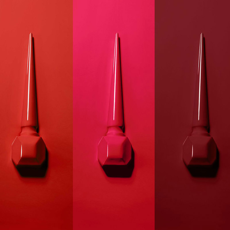 Christian Louboutin introduces Neo Red nail polish collection News