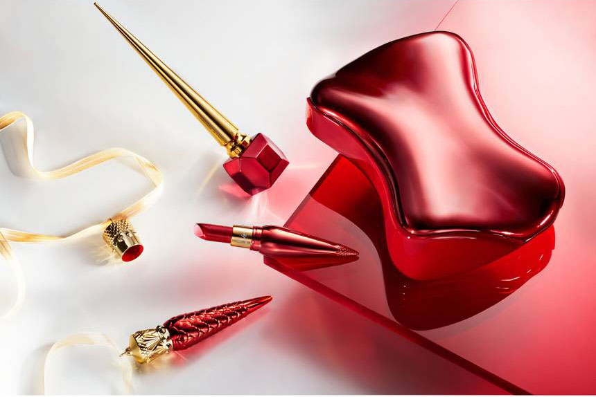 cfec847f6fa7 Christian Louboutin Rouge Louboutin Metalissime Collection for Holiday 2017