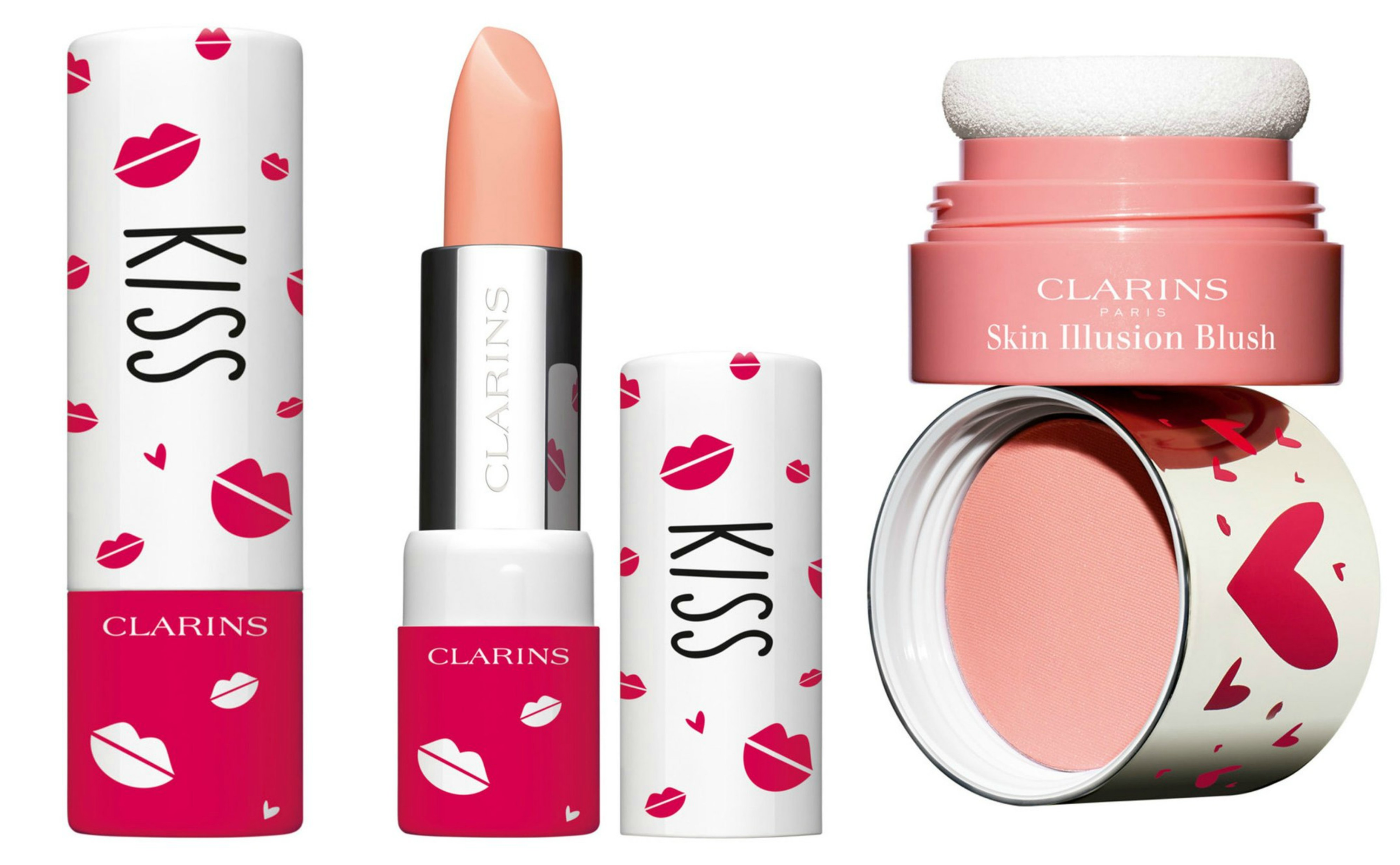 Clarins for Valentines Day 2017