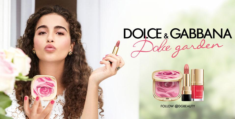 Dolce Gabbana Garden Makeup