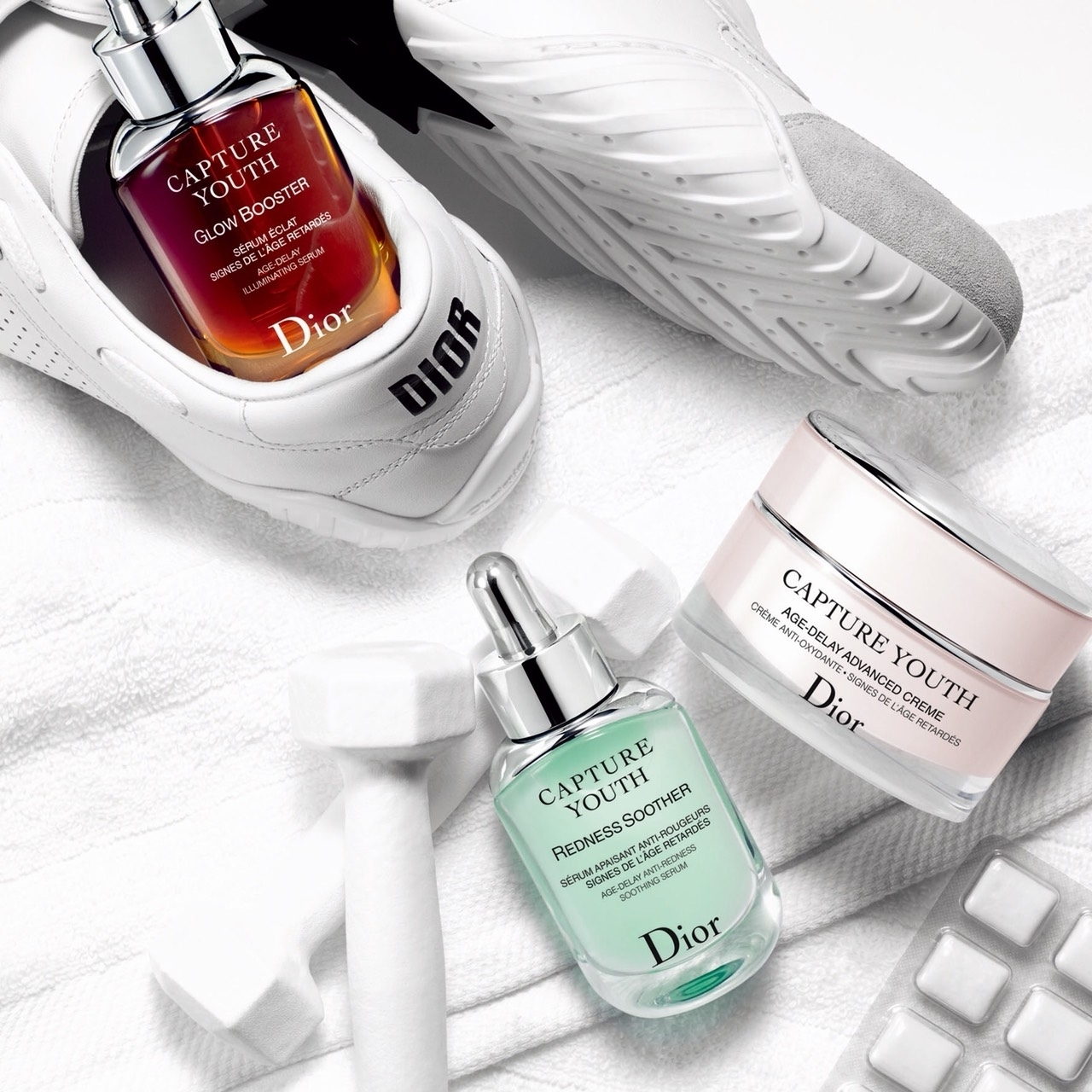 9976602c Dior to Launch Capture Youth age-delaying skincare | News ...