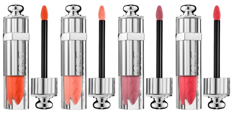 Dior Dior Addict Milky Tint Nourishing Lip Fluid shades