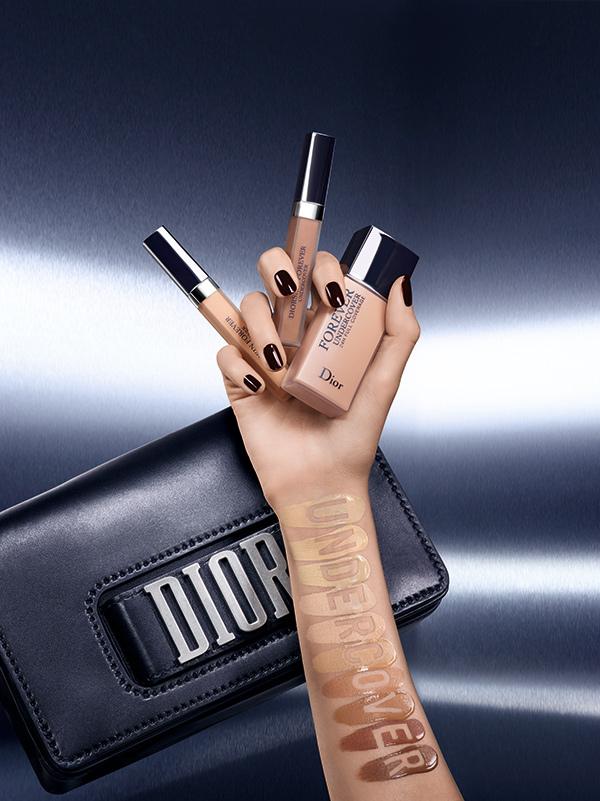 Dior Diorskin Forever Undercover Foundation For Spring