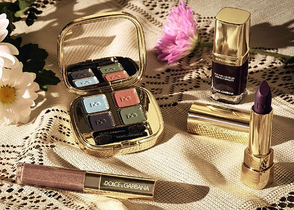 Dolce & Gabbana Wild About Fall Makeup Collection