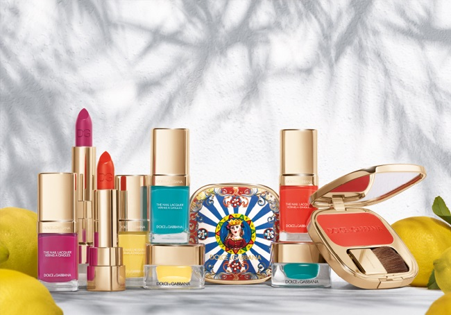 Dolce&Gabbana Summer in Italy Makeup Collection