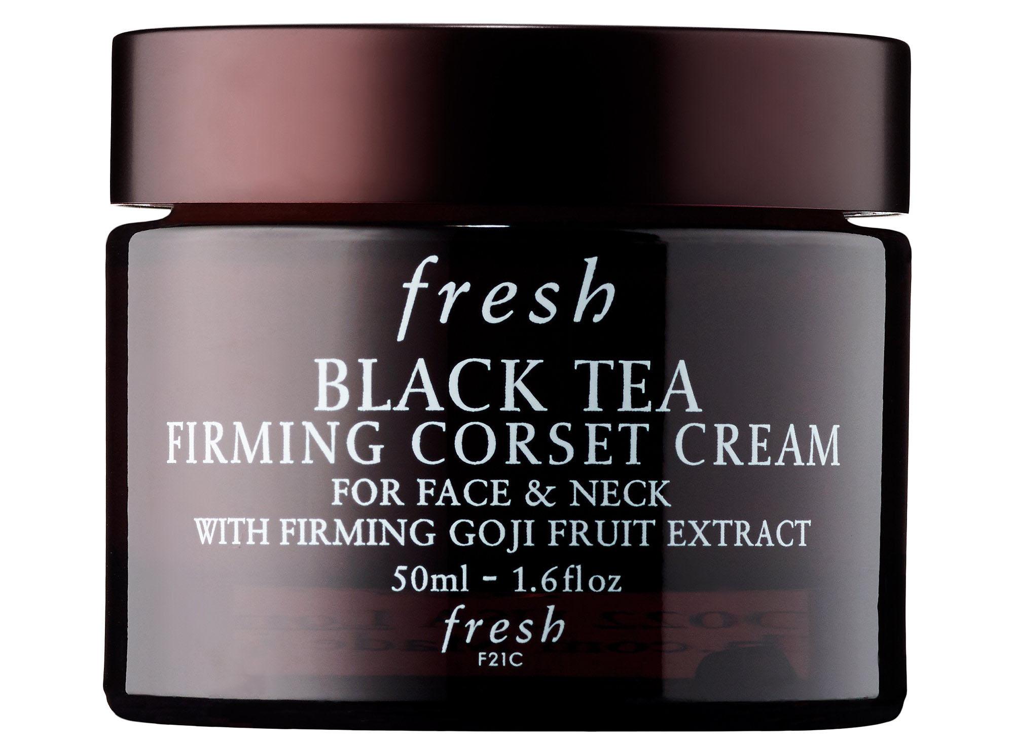 Fresh Black Tea Firming Corset Cream for Face & Neck