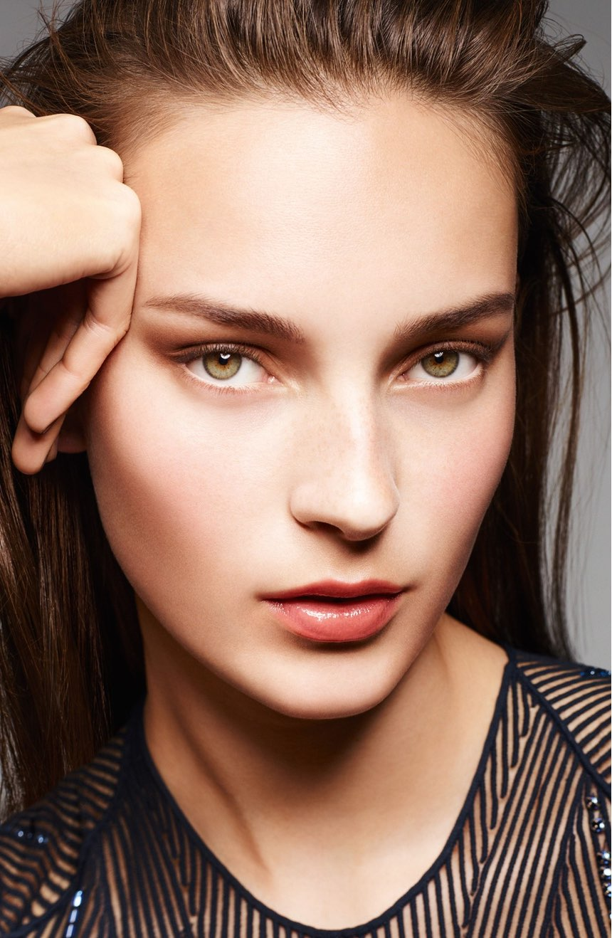 Giorgio Armani Front Row Collection beauty
