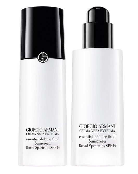 Giorgio-Armani-Crema-Nera-Extrema-Essential-Defense-Fluid-Broad-Spectrum-SPF-14