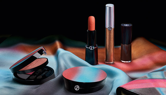 Giorgio Armani Bella Ragazza Look Runway Makeup Collection ...