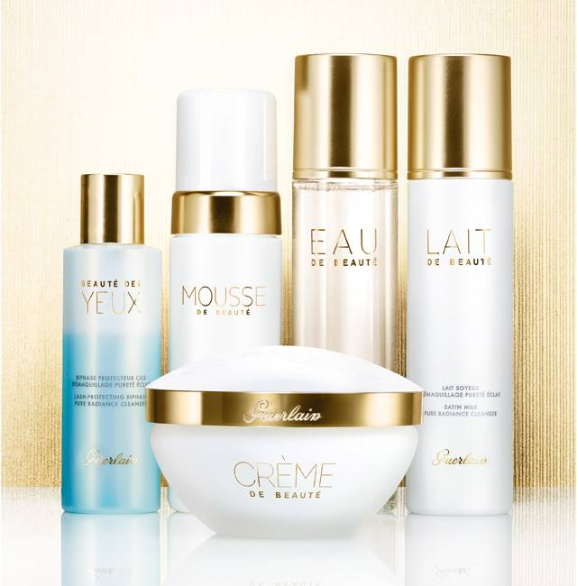 Guerlain Cleansing Products