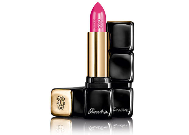 Guerlain KissKiss Creamy Shaping Lip Colour in 563 Indian Pink