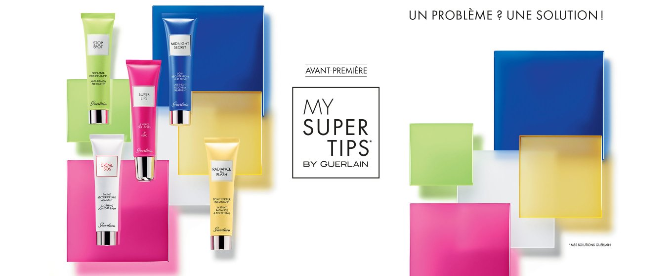 Guerlain My Super Tips Collection