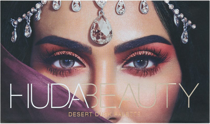 Huda Beauty Desert Dusk Eyeshadow Palette (3)