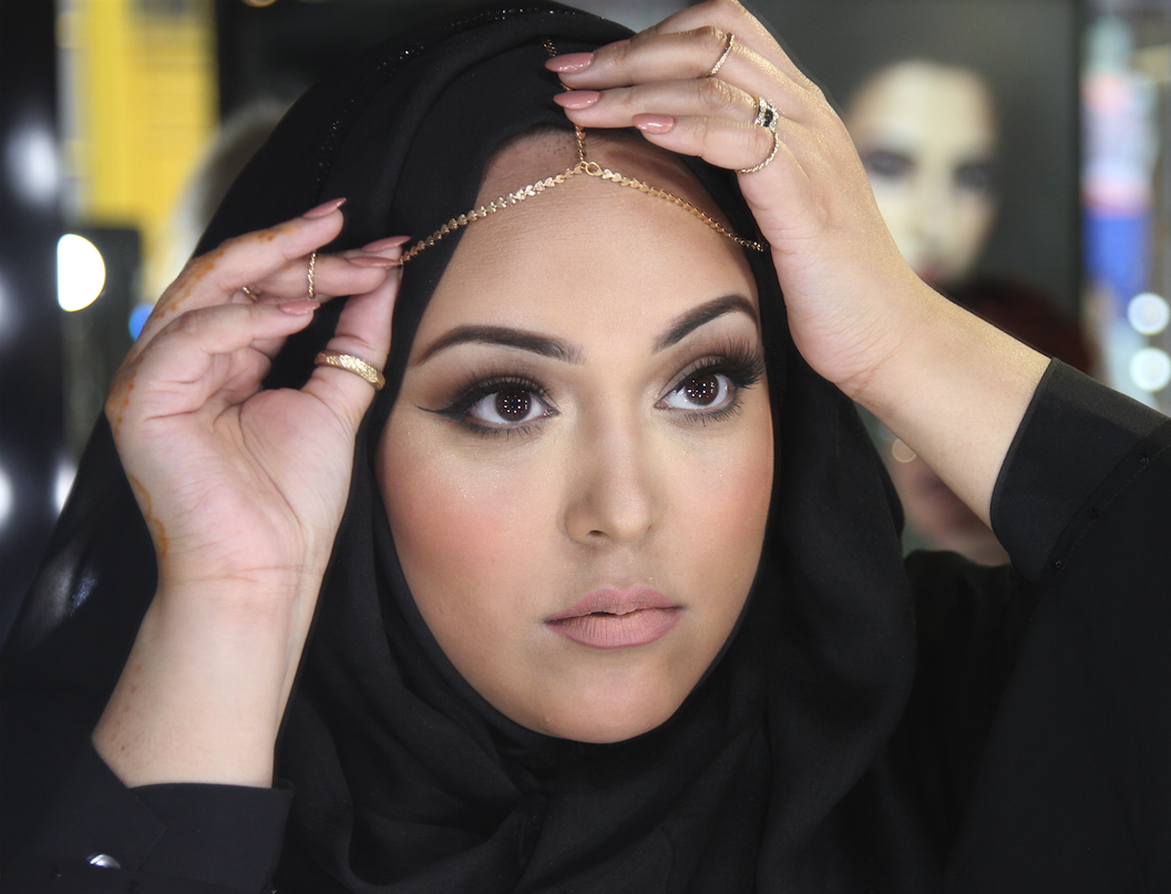 Illamasqua dusk collection makeup for middle east news illamasqua dusk collection demonstration baditri Image collections