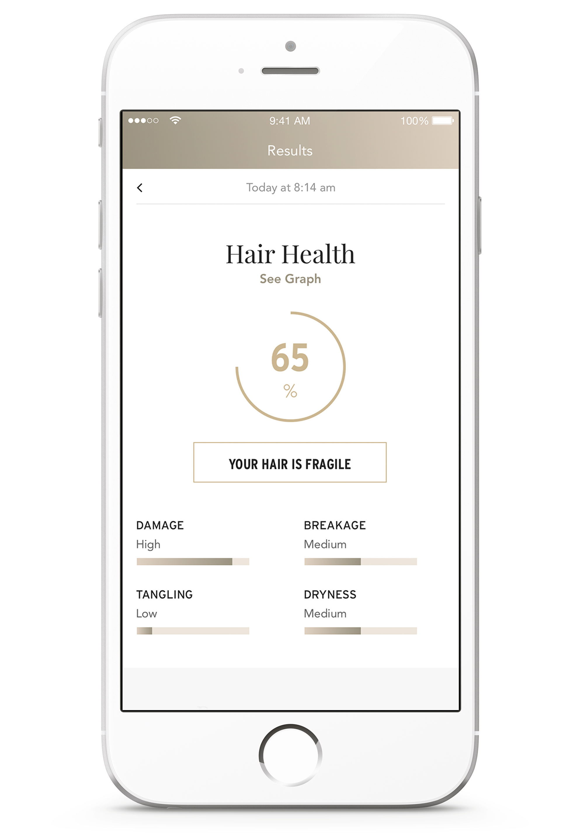 Kérastase Hair Coach powered by Withings  (3)