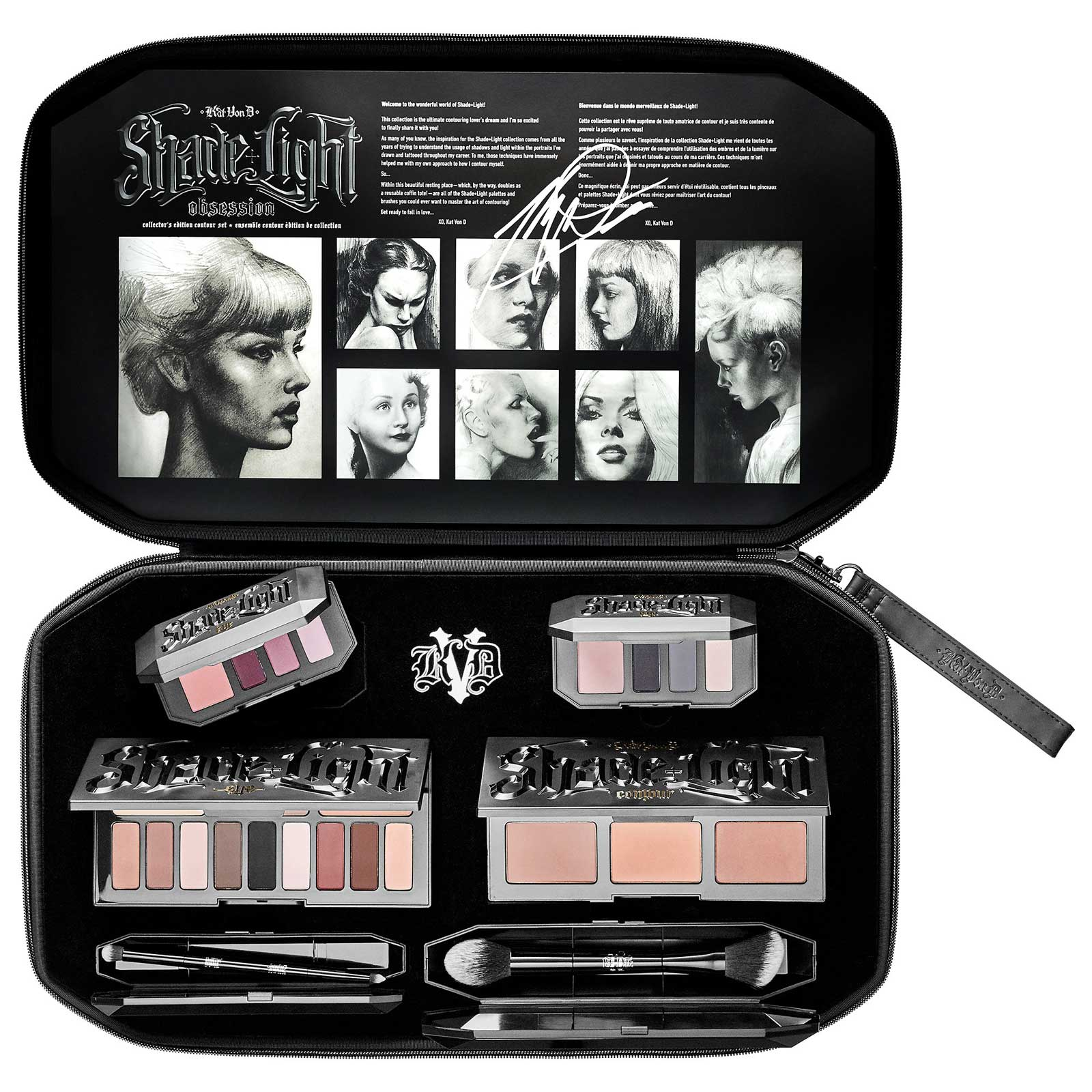 Kat-Von-D-Shade-+-Light-Obsession-Collector's-Edition-Contour-Set