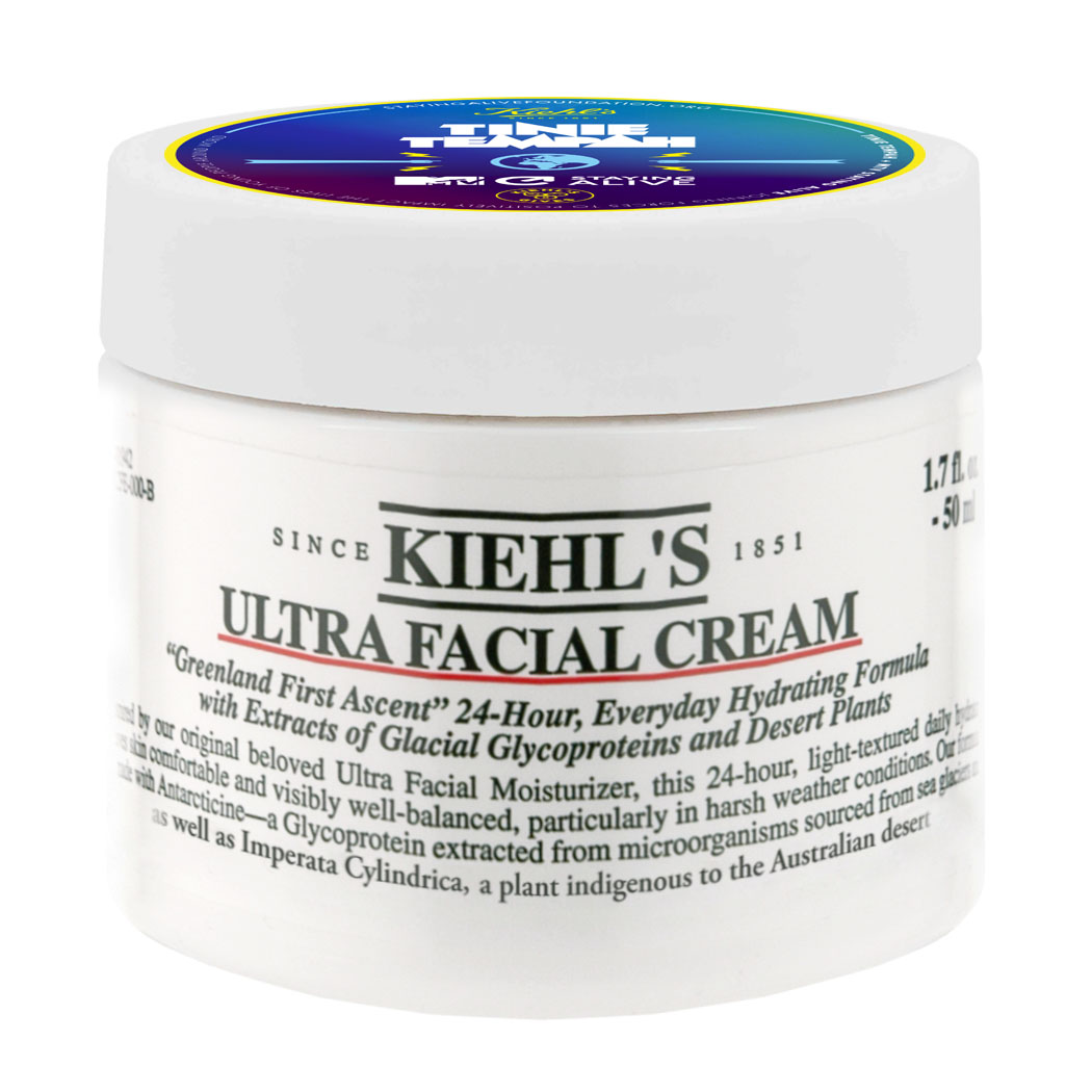 Kiehls Ultra Facial Cream Tinie Tempah Limited Edition