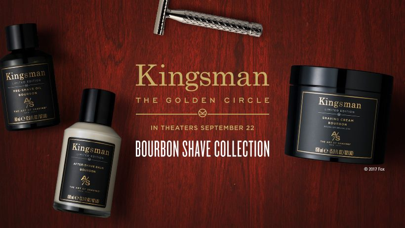Les DE au cinéma - Page 4 Kingsman%20The%20Golden%20Circle%20Bourbon%20Shave%20Collection%20banner