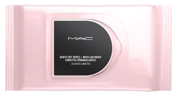 M∙A∙C Gently Off + Micellar Water Wipes