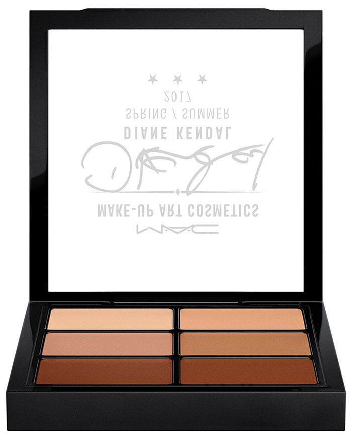MAC Diane Kandal Cover Me Mac Studio Conceal & Correct Palette