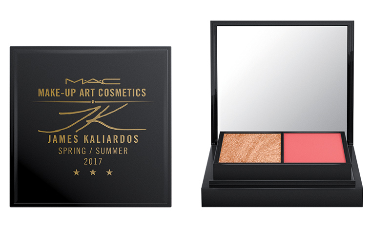 MAC James Kaliardos Moons Of Saturn Full Face Kit