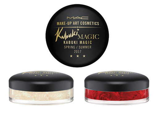 MAC Kabuki Magic Crystal Glaze Gloss