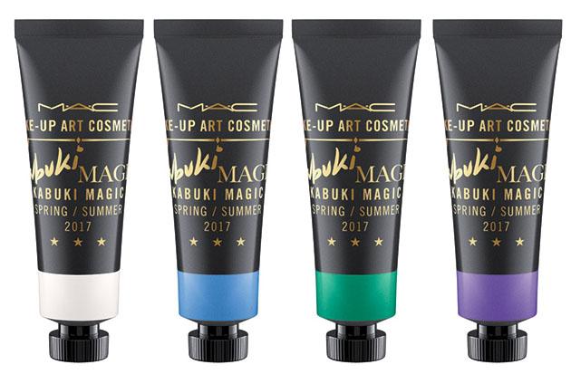 MAC Kabuki Magic Paints