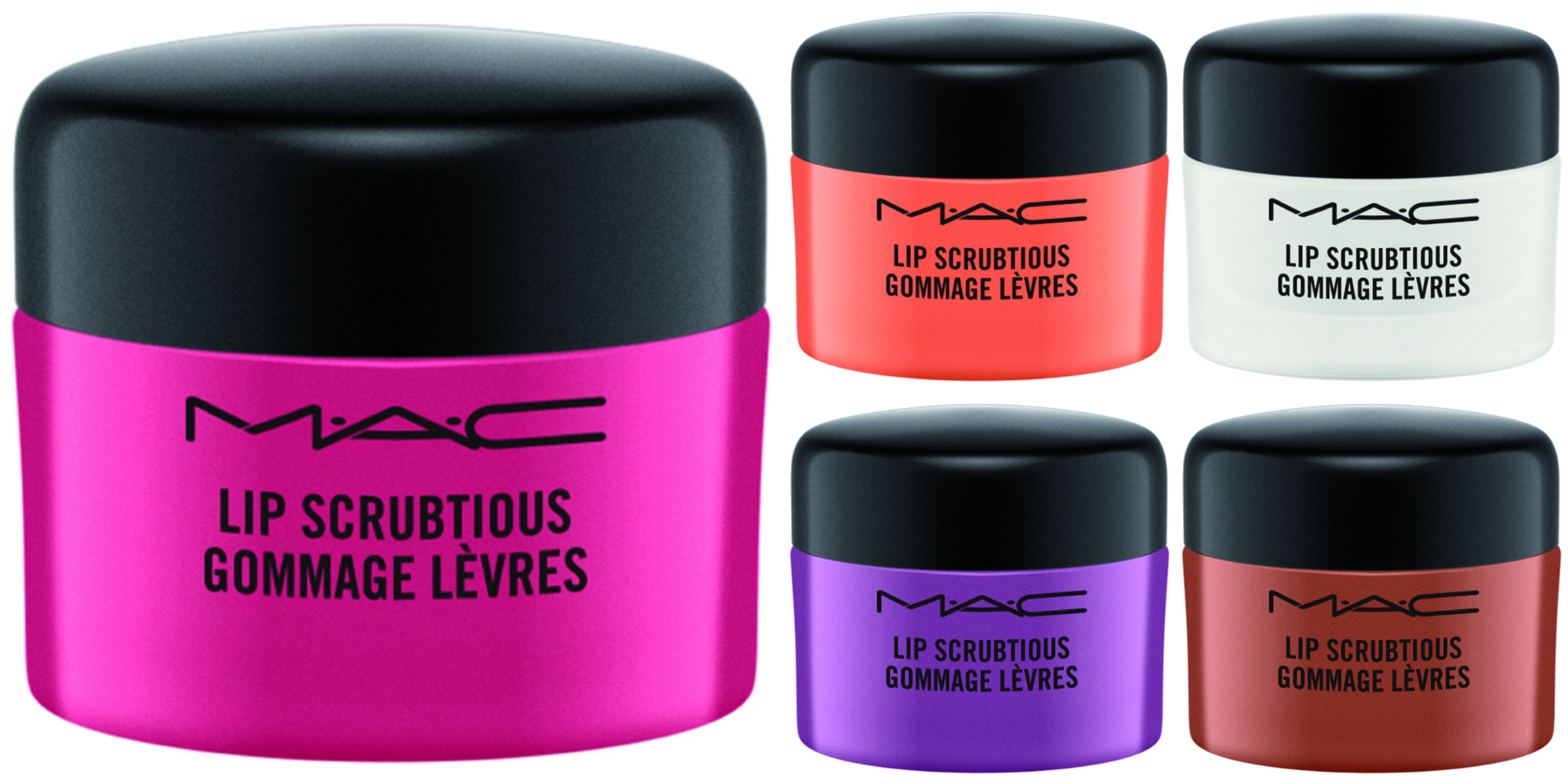 MAC Lipscrubtious Sugar Scrub