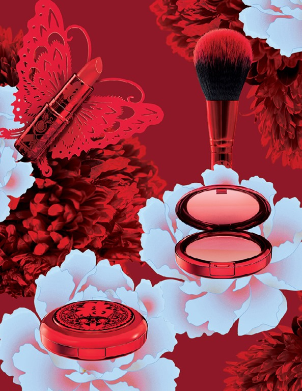 Mac lunar new year 2019 collection lucky red news - Good luck color for 2019 ...