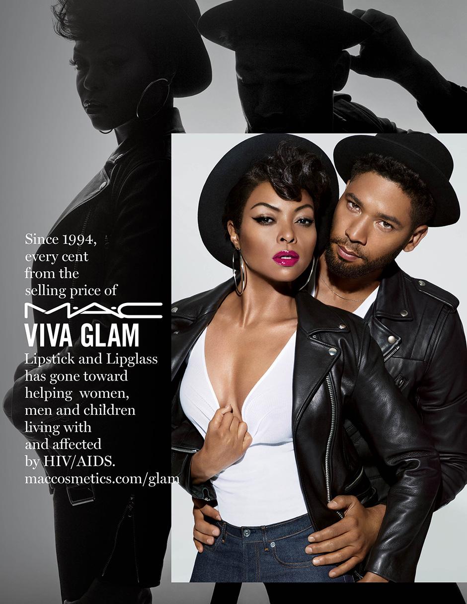 MAC Viva Glam x Taraji P. Henson & Jussie Smollett 2017 (2)