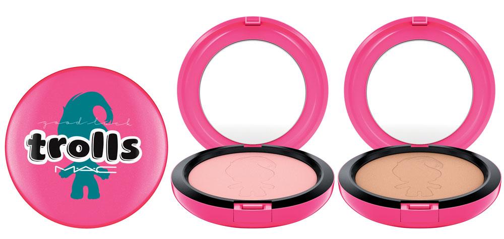 MAC Good Luck Trolls Beauty-Powder