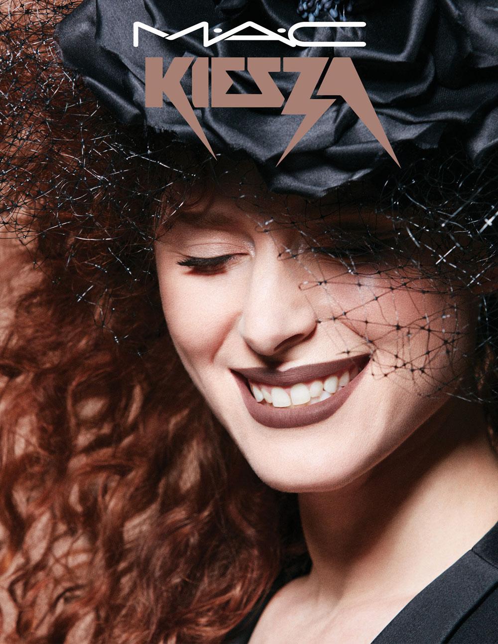 MAC-Kiesza-Beauty