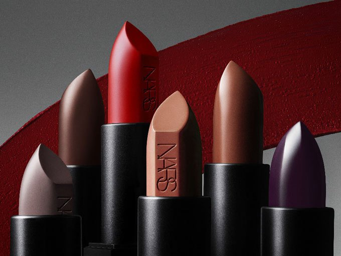 NARS Audacious Lipstick for Fall 2017 visual