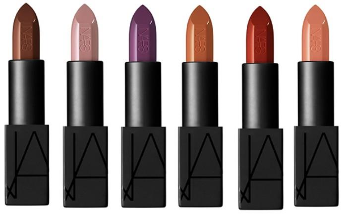NARS Audacious Lipstick for Fall 2017