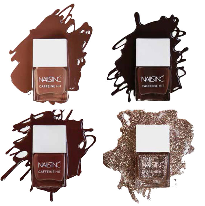 Nails INC Caffeine Hit Collection (2)