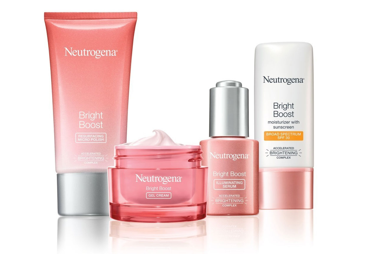 Neutrogena-Bright-Boost-collection