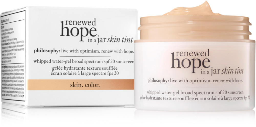 Philosophy Renewed Hope in a Jar Skin Tint in a box