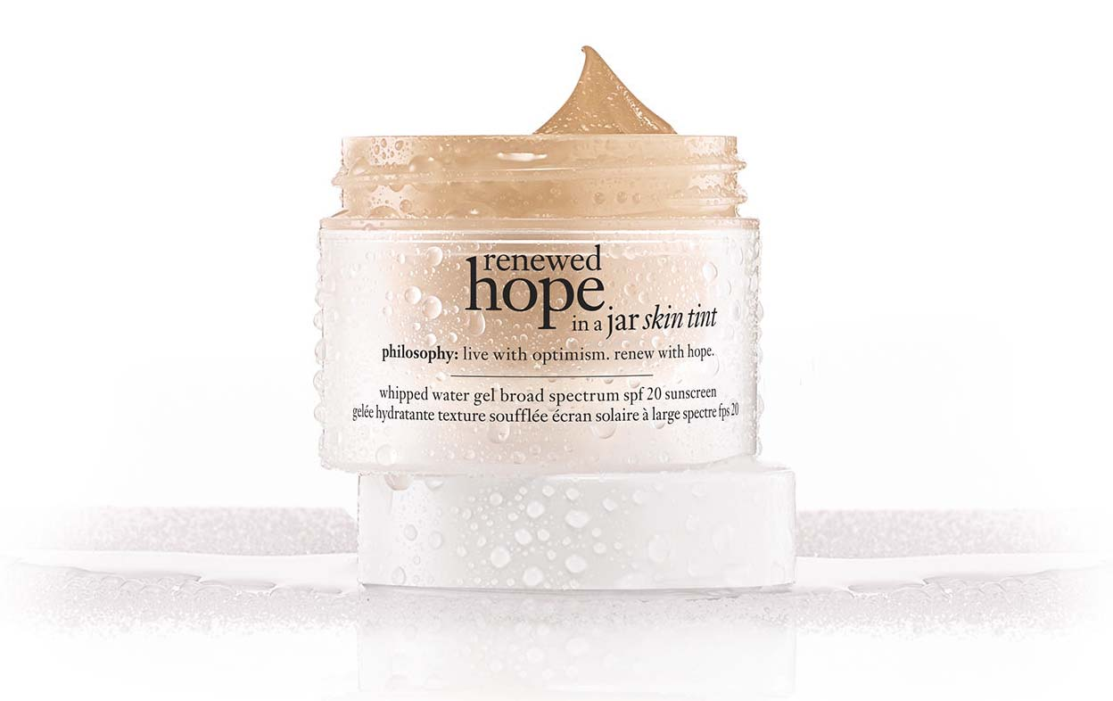 Philosophy Renewed Hope in a Jar Skin Tint x