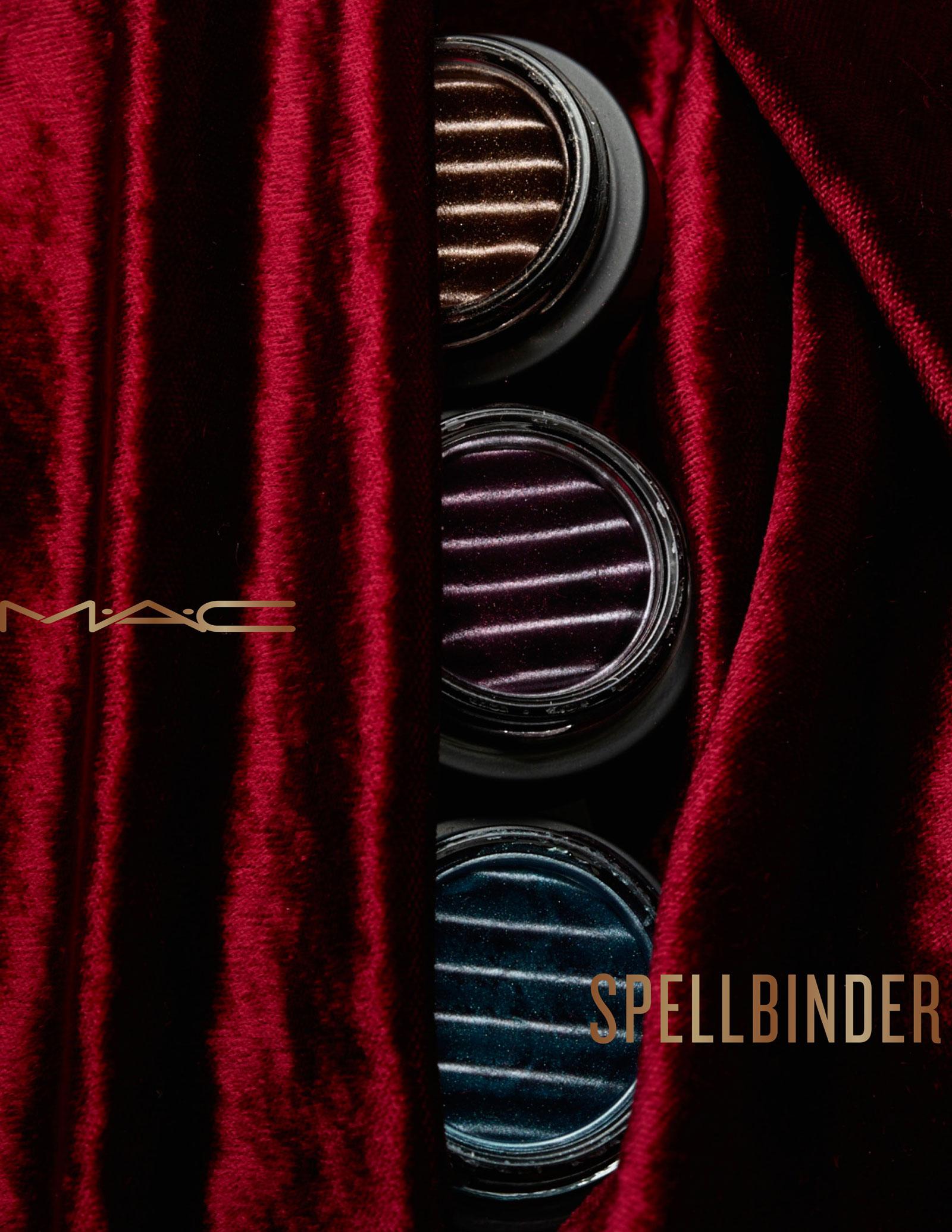 MAC Spellbinder Eyeshadows for Fall 2016